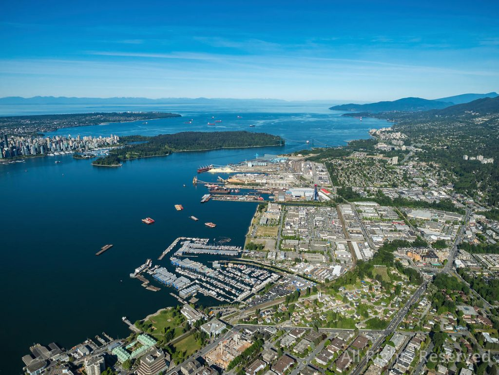 north vancouver overview